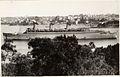 HMT Queen Mary, Sydney Harbour, between 1940-1945.jpg