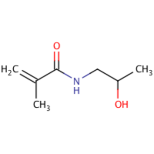 N-(2-Hydroxypropyl) methacrylamide - Image: HPMA