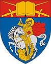Huy hiệu của Bácsszentgyörgy