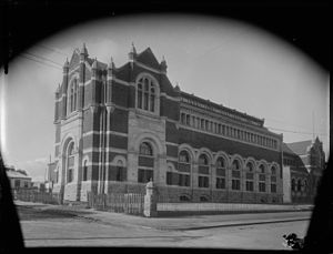 State Library of Western Australia - Image: Hackett Hall public library WA 1913