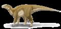 Hadrosaurus foulkii restoration.png