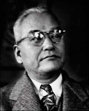 Speaker of the National Assembly of South Korea - Image: Haegong Shin Ik hee in 1952