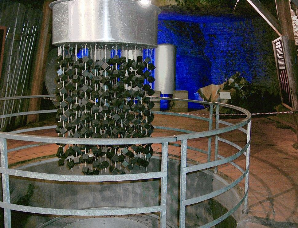 Haigerloch-nuclear-reactor ArM