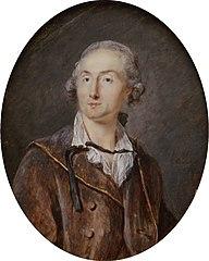The Painter Louis Joseph Maurice (1730–1820)