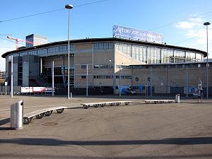 1998 IIHF World Championship - Image: Hallenstadion Zürich 2011 02 05 2