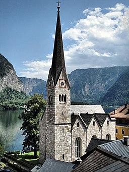 Hallstatt - Evang. Pfarrkirche A.B. 2