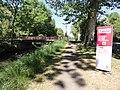 Hangenbieten (Bas-Rhin) véloroute du canal de la Bruche.jpg