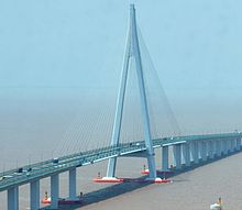 Hangzhou Bay Bridge South.JPG