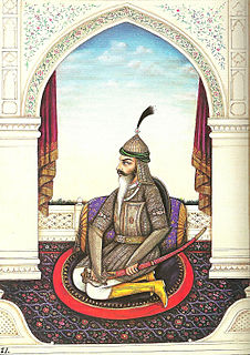 Hari Singh Nalwa Commander-in-chief of the Khalsa