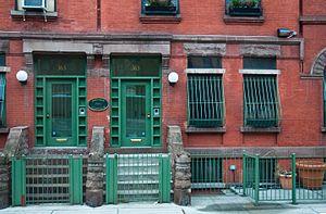 The Frogs (club) - Harlem, New York