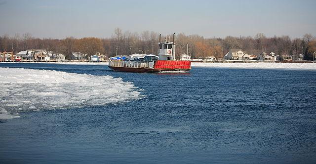Warren Island Ferry