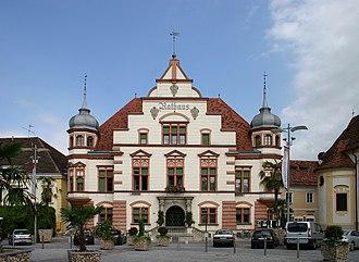 Hartberg - Town hall