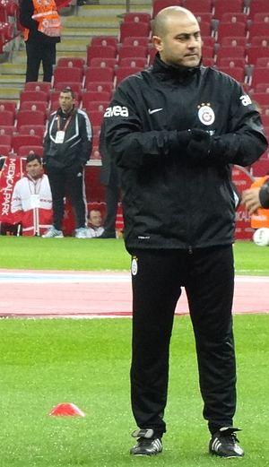 Hasan Şaş - Hasan with Galatasaray in 2012
