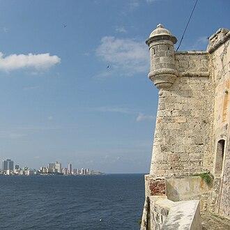 Turret - Image: Havana Fort Turret