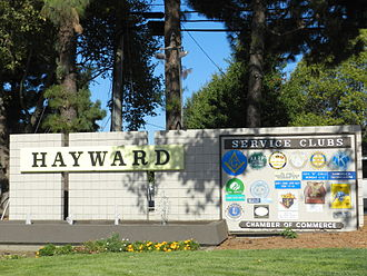 Hayward, California - Hayward service organizations