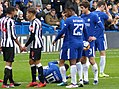 Hazard fouled v Newcastle.jpg