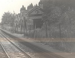 Hazelwell Station, near Kings Heath, Birmingham - geograph.org.uk - 1604802.jpg