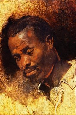 Head of a Negro - Sir Peter Paul Rubens