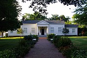 Headquarters House, Fayetteville, Arkansas