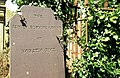 Headstone, Holy Trinity, Drumbo near Belfast - geograph.org.uk - 1417784.jpg
