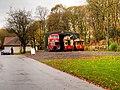 Heaton Park Tramway, Lakeside Tram Depot (geograph 4742046).jpg