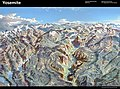 Heinrich Berann NPS Panorama of Yosemite with labels.jpg