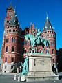 Helsingborg Magnus Stenbock staty.jpg