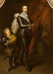 Portrait of Henri, Prince of Condé (1588–1646)