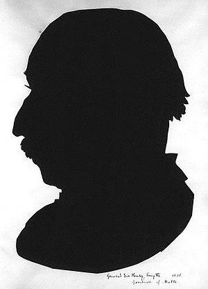 Henry Augustus Smyth - Sir Henry Smyth, by Francis Smyth Baden-Powell
