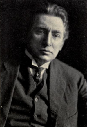 Henry F. Gilbert - Image: Henry F Gilbert 1868 1928 composer