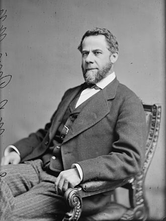 Henry Gassaway Davis - Henry G. Davis