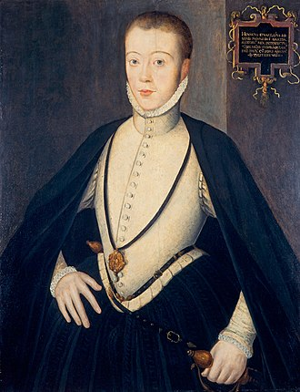 Duke of Albany - Henry Stuart