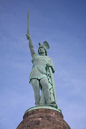 Arminius - Hermannsdenkmal memorial