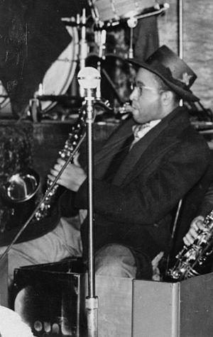 Herschel Evans - Herschel Evans c. 1939