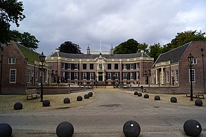 Baarn - Groeneveld Castle in Baarn