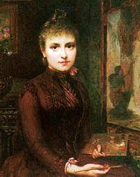 Heva Coomans - Self-portrait 1888.jpg