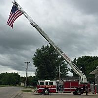 Hiawatha Iowa Fire Department