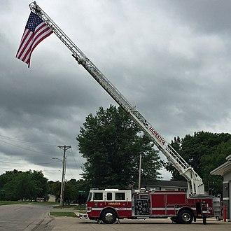 Hiawatha, Iowa - Image: Hiawatha Fire Department