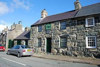 Llanystumdwy Human settlement in Wales