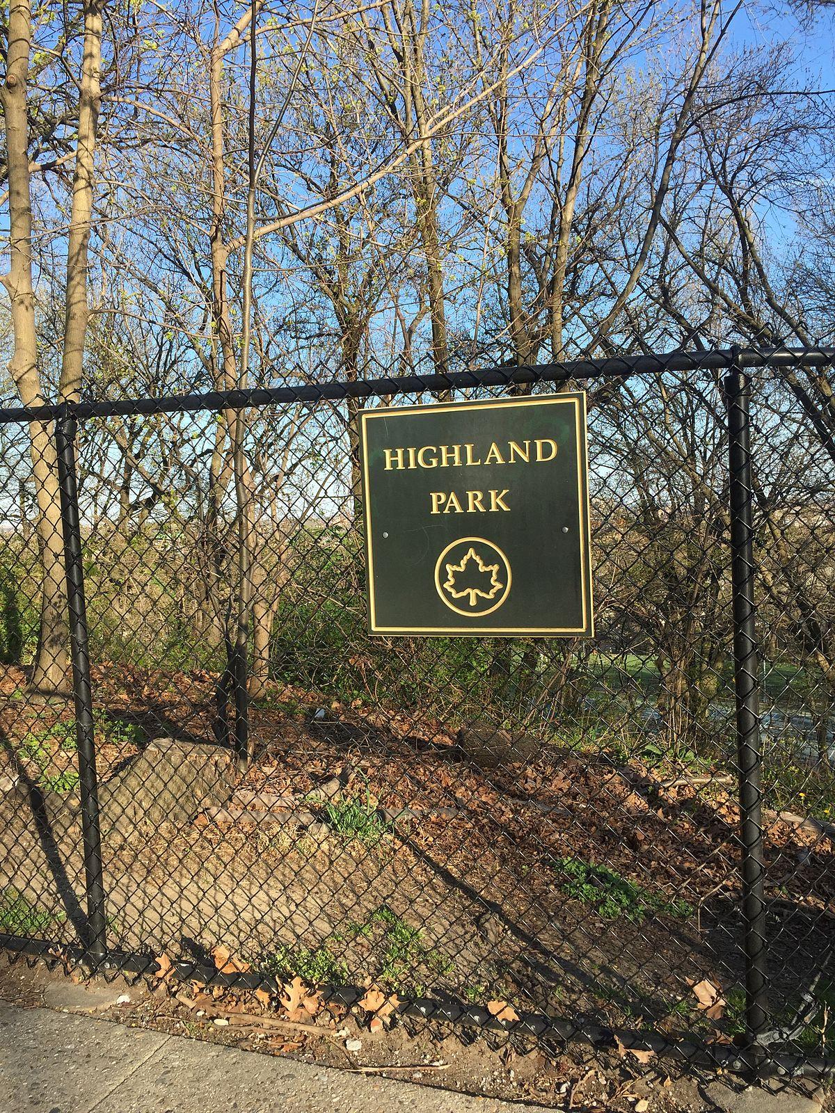Highland Park (Brooklyn) - Wikipedia