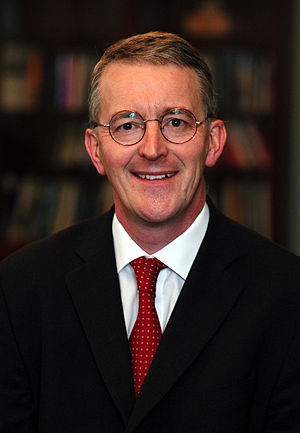 Secretary of State for International Development - Image: Hilary Benn