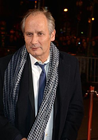 Hippolyte Girardot - Hippolyte Girardot at the 2016 César Awards