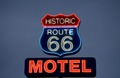 Historic Route 66 Motel sign, Kingman, Arizona LCCN2010630172.tif