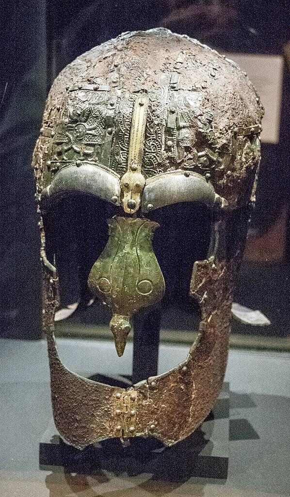 File:Historiska Museet, Viking helmet, 2009-07-19.jpg