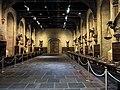 Hogwart's Great Hall, Warner Bros Harry Potter Studio, London 10.jpg