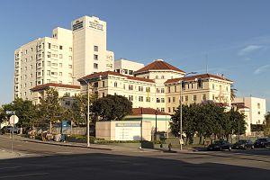 Hollywood Presbyterian Medical Center - Image: Hollywood Presbyterian Medical Center 2015 05 10