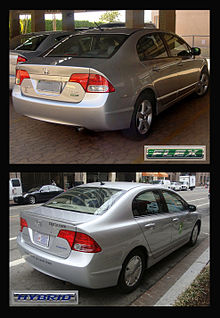top brazilian flexible fuel honda civic below u s honda civic hybrid