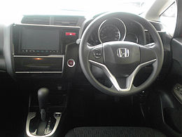 Honda Fit 13G-L Package (GK) Interior1.jpg