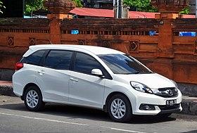 Honda Mobilio - Wikipedia