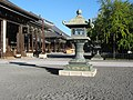 Hongan-ji National Treasure World heritage Kyoto 国宝・世界遺産 本願寺 京都73.JPG